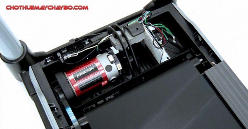 Các loại động cơ máy chạy bộ điện